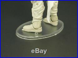 100 x Star Wars Black Series 6 inch Action Figure Stands Multi-peg CLEAR