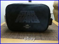 Coach F88009 Star Wars X Coach Jes Crossbody In Signature Canvas With Motif