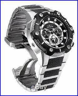 Invicta 25983 Marvel Men's 51.5mm Chronograph Stainless Steel Black Dial Watch