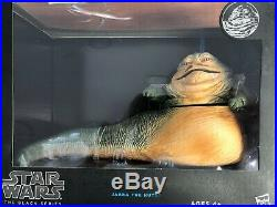 JABBA THE HUTT Star Wars The Black Series 11 Deluxe 2014 NEW SEALED