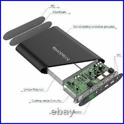 Laptop Cell Power Bank 50000mAh 25000mAh Quick Charge Portable Charger New