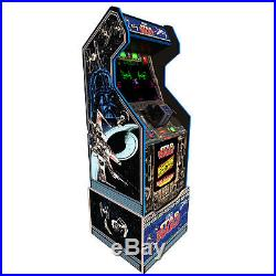 Star Wars Atari Arcade1UP Home Video Arcade 1UP Cabinet With Riser Free Adapters
