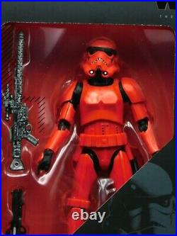 Star Wars Black Series EXCLUSIVE IMPERIAL FORCES 4-PACK SET! 8 PICTURES