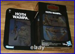 Star Wars Black Series HOTH WAMPA 6 Inch SDCC EXCLUSIVE- 40th ESB Empire