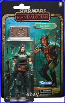 Star Wars The Black Series 6 Inch Action Figure Credit Collection Cara Dune