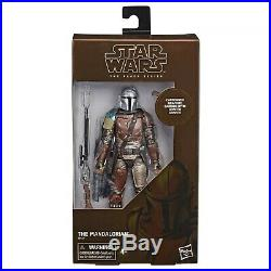 Star Wars The Black Series 6 Inch Carbonized The Mandalorian 2019 Figure Target