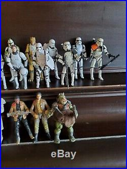 Star Wars black Series 6 Inch Loose Lot of 33 Figures (as pictured)